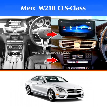 """Merc CLS-Class W218 10.25"""" Android Widescreen Touch Screen Tesla Size"""