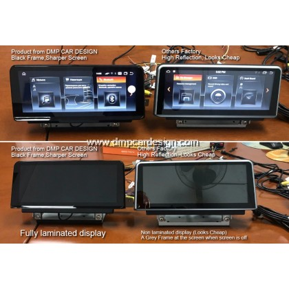 "BMW 2 Series F22 MPV 8.8"" Multimedia Android GPS Car Navigation System Widescreen Touch Screen Tesla Size Player"