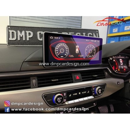"Audi A4 A5 S4 S5 RS4 RS5 B9 10.25"" Android Widescreen Touch Screen Tesla Size"