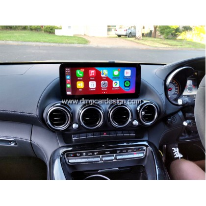 "Merc AMG GT GTs 10.25"" Android Widescreen Touch Screen Tesla Size"