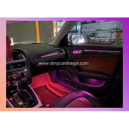 Audi A4 A5 S4 S5 RS4 RS5 Interior Ambient Light Kit Car LED Styling Interior Decorative Atmosphere