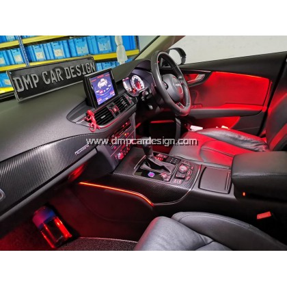 Audi A6 A7 S6 S7 RS6 RS7 (C7) Interior Ambient Light