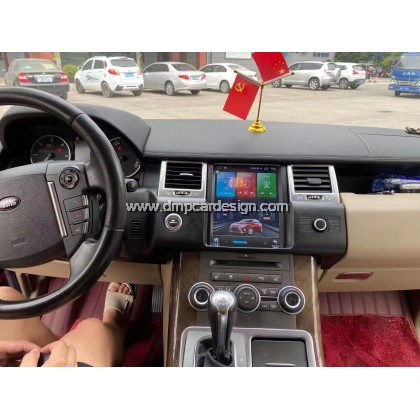 Range Rover Sport L320 Android Screen