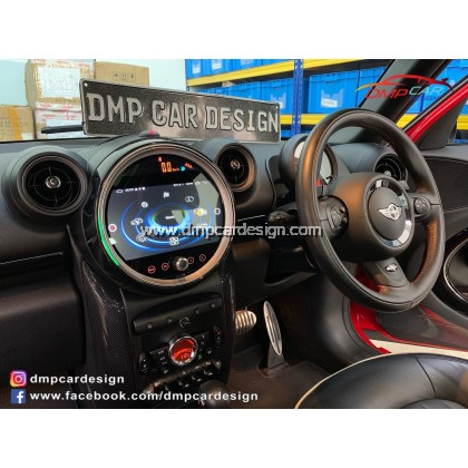 """MINI R60 9"""" Multimedia Android GPS Car Navigation System Widescreen Touch Screen Tesla Size Player"""