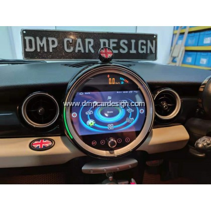 """MINI R56 9"""" Multimedia Android GPS Car Navigation System Widescreen Touch Screen Tesla Size Player"""